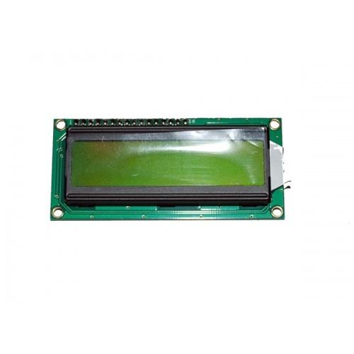 Pantalla LCD 16x2 Verde 1602 16x02 HD44780
