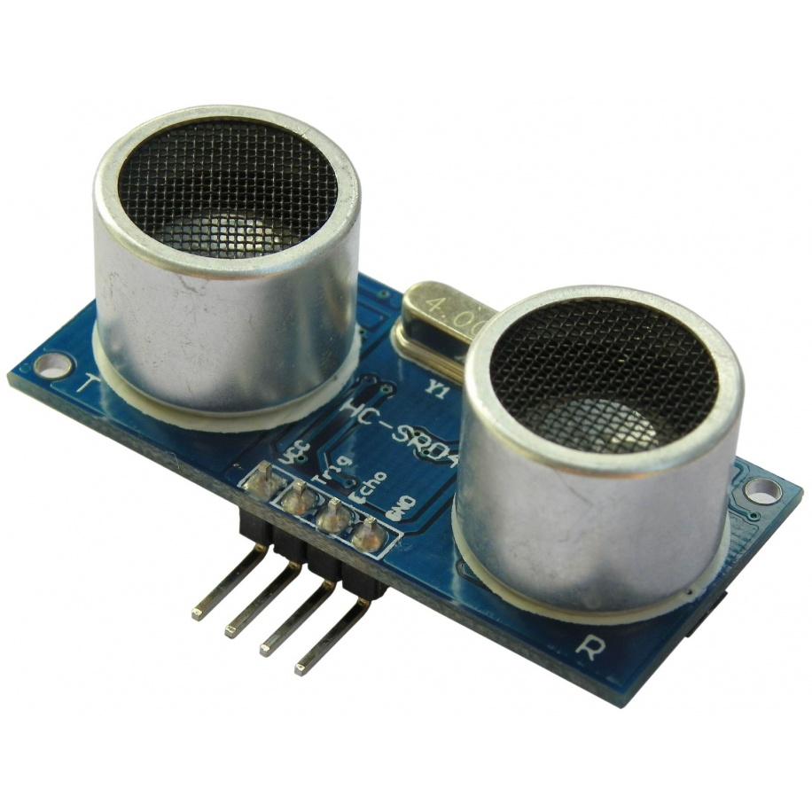 Módulo Sensor por Ultrasonidos HC-SR04