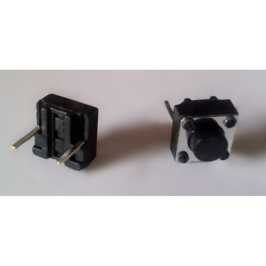 Pulsador mini Switch Push Button 6x6x5 2 pines
