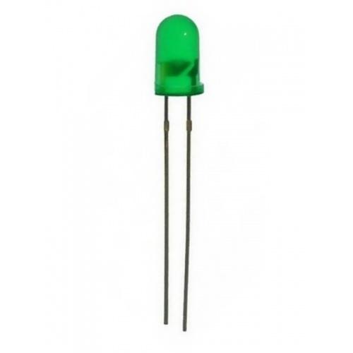 Diodo Led 5mm - Verde