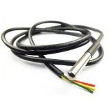 Sonda de temperatura DS18B20 One-Wire con cable