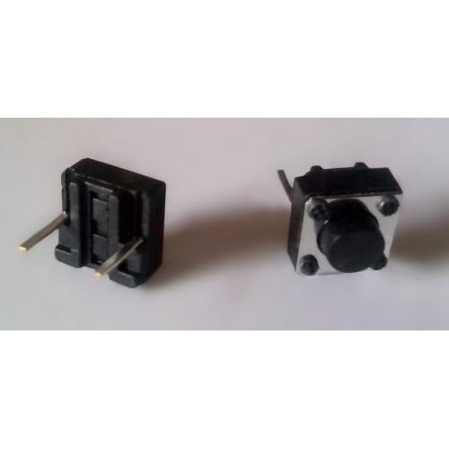 10x Pulsador mini Switch Push Button 6x6x5 2 pines