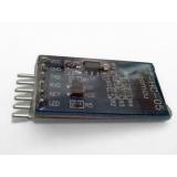 Módulo inalámbrico Bluetooth HC-05 con base de conexión