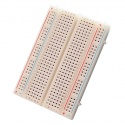Breadboard 400 perforaciones Protoboard board Placa Prototipos Arduino PIC Raspberry