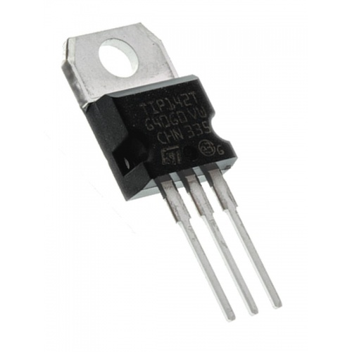 5x Transistor Darlington TIP142 TO-220