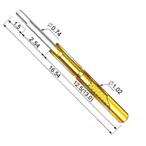 10x Pogo Pin P75-J1