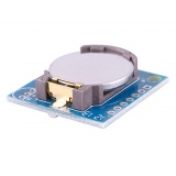 Reloj tiempo real RTC DS1307 con memoria 24C32