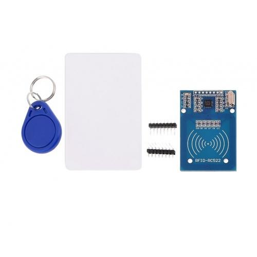 Lector RFID RC522 13.56Mhz, con tarjeta y tag