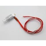 HotEnd J-Head AllMetal RepRap Filamento de 3mm y boquilla de 0.4mm