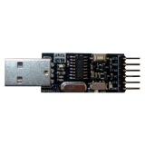 Adaptador USB-Serie TTL (CH340) compatible con Arduino Mini Pro Conexión DTR