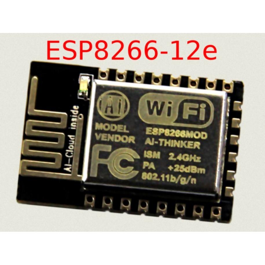Módulo wireless ESP8266-12 remote serial Port WIFI