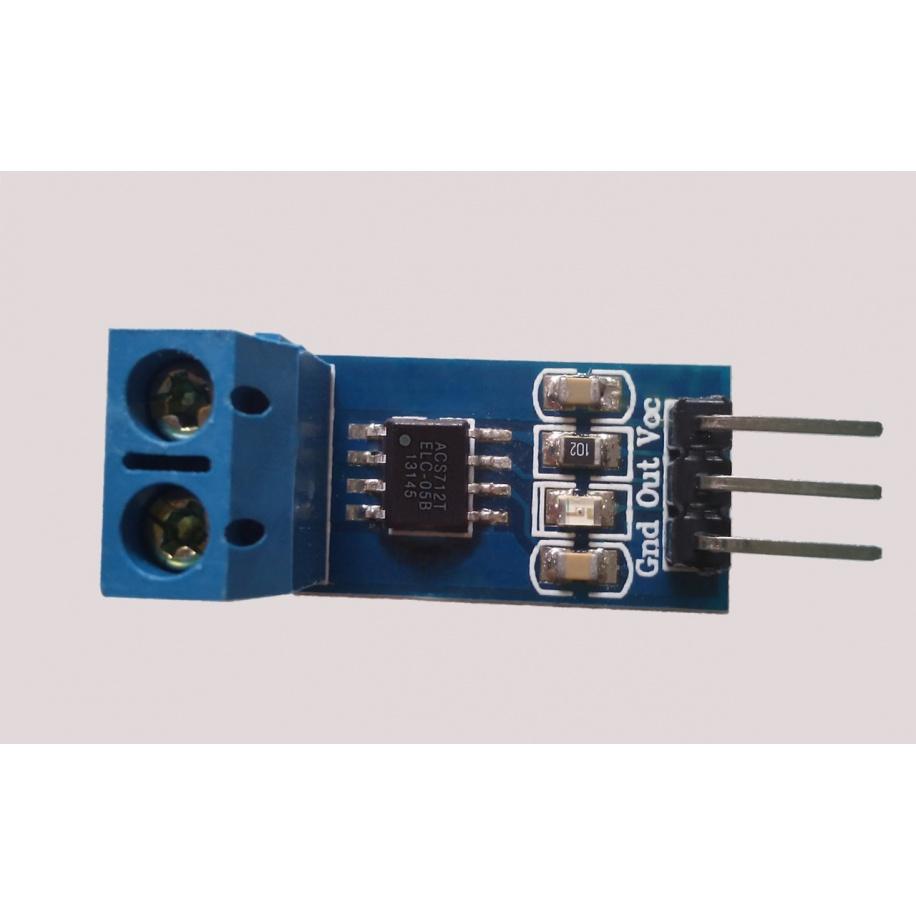 Sensor de corriente 5A ACS712