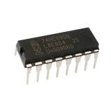 74HC595 3-state,8bit, shift register, latch