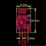 Módulo wireless ESP8266-12e remote serial Port WIFI