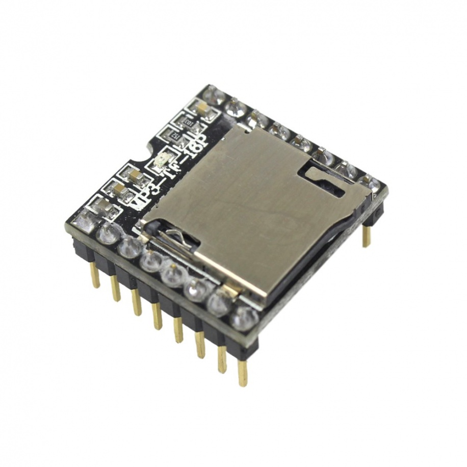 Reproductor MP3 compatible con arduino