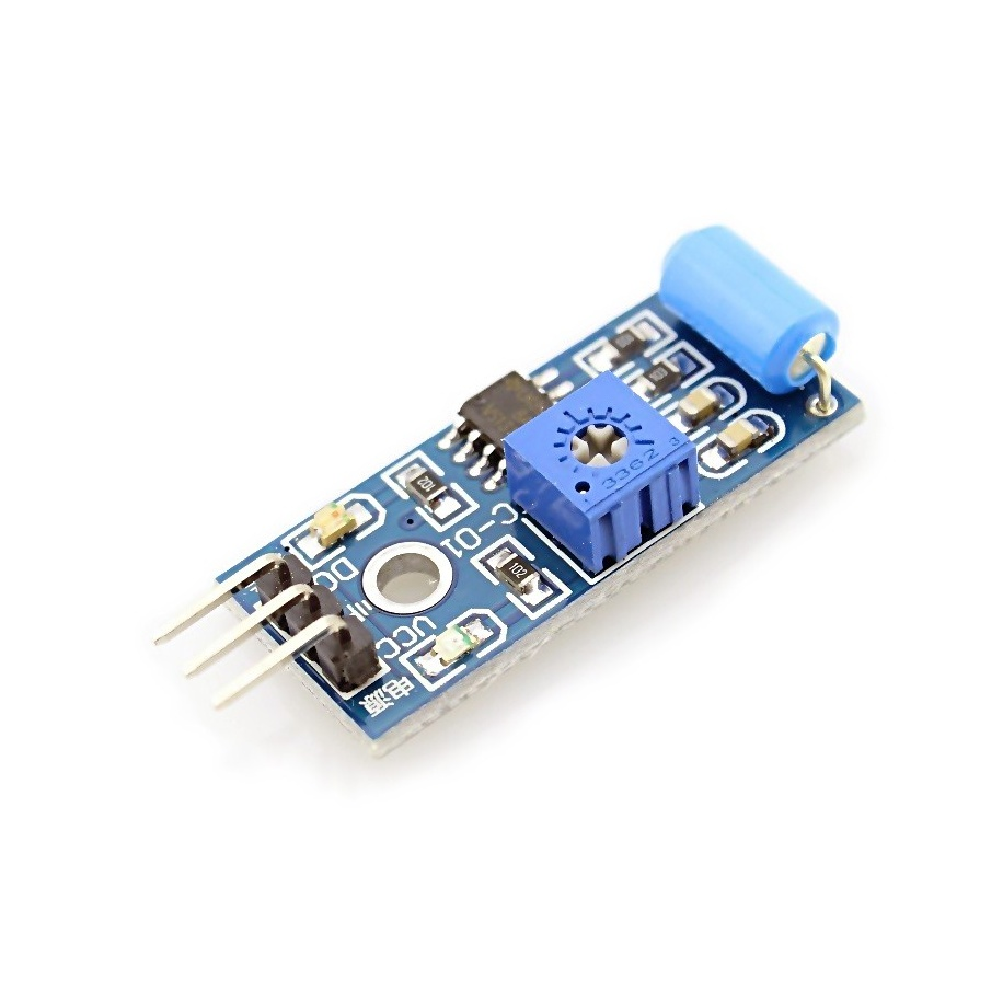 Módulo sensor de vibración SW-420 compatible arduino