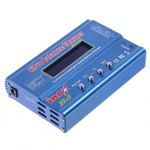Cargador para baterías Lipo iMAX B6