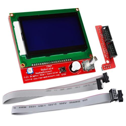 RAMPS GLCD Smart Controller para inmpresoras 3D RepRap