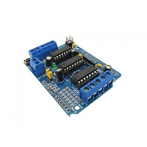 Módulo L293D  shield arduino para control de motores