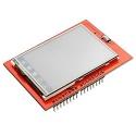 """Módulo TFT Táctil 2.4"""" spfd5408 LCD para Arduino UNO"""