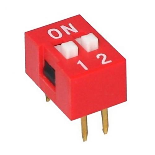 DIP Switch con palanca