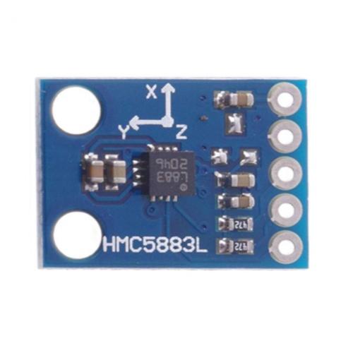 GY-273 Brújula digital HMC5883L Magnetómetro 3 Ejes