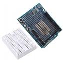 Escudo de prototipos para Arduino