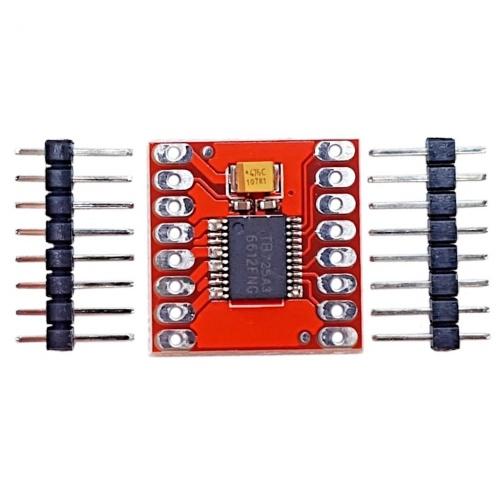 TB6612FNG driver controlador de Motor doble  1A