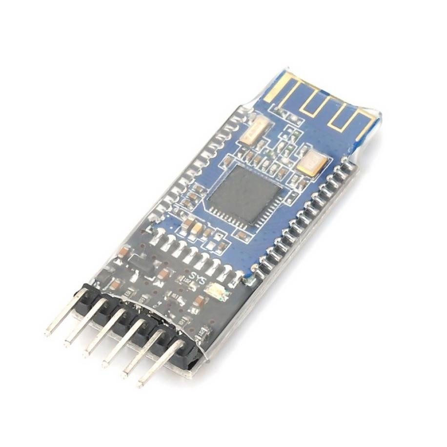 Módulo inalámbrico Bluetooth 4.0 BLE HM-10 con base de conexión