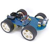 Robot 4WD Easy Plug Control Bluetooth