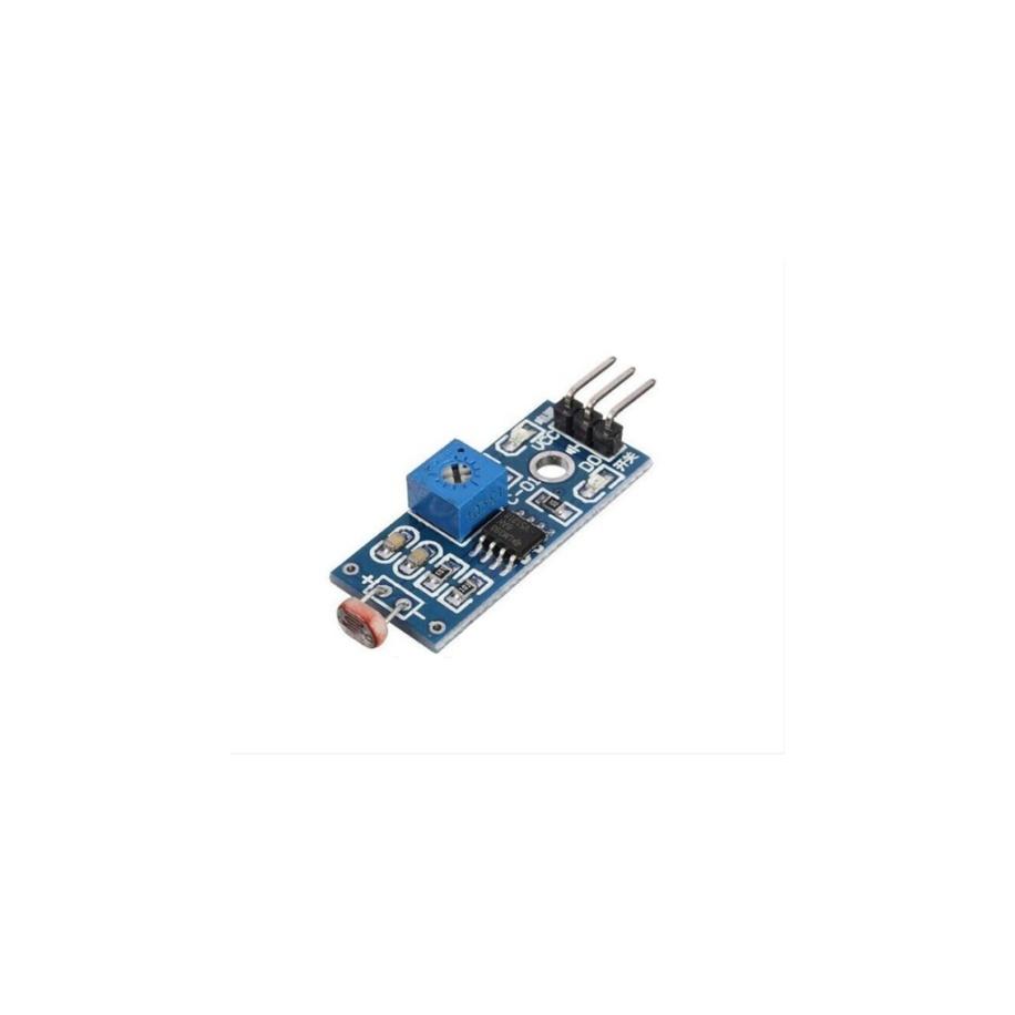 Módulo sensor de luminosidad con LDR