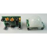 Módulo sensor de movimiento PIR. HC-SR501