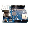 Módulo W5100 Ethernet Shield para Arduino